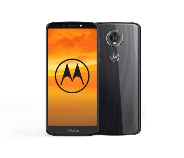 Motorola Moto E5 Plus 3/32GB Dual SIM 5000mAh szary + etui - 410726 - zdjęcie
