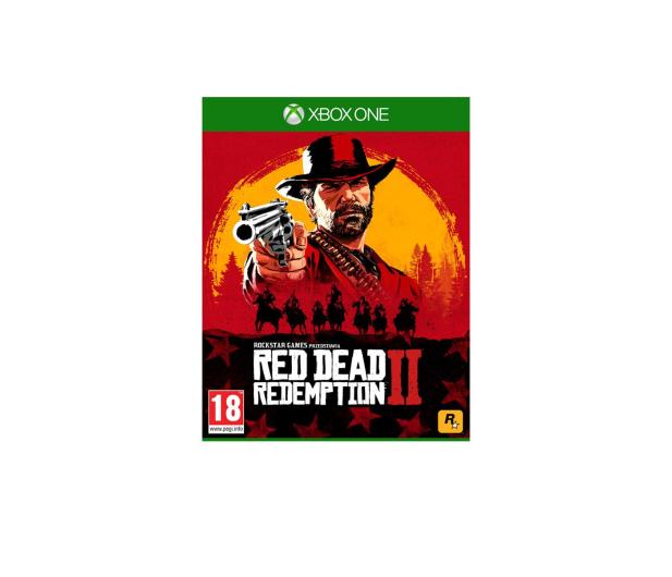 Microsoft Xbox One X 1TB+BF5+BF1943+Red Dead Redemption 2 - 453268 - zdjęcie 6