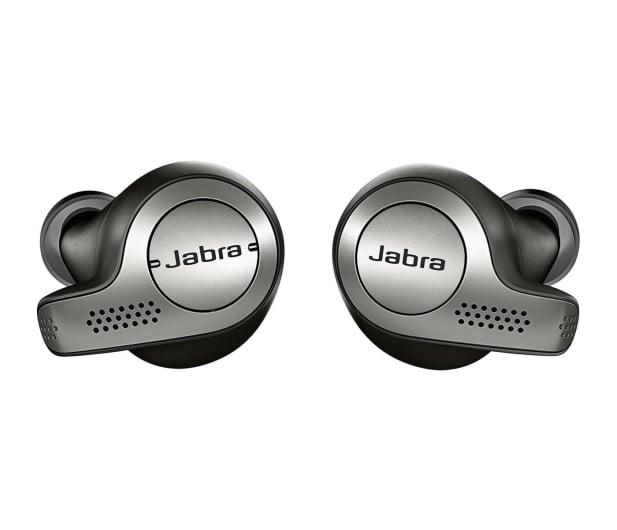 Jabra Elite 65t srebrne - 427556 - zdjęcie