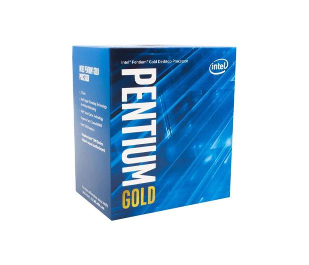 Intel Pentium Gold G5400 - 423208 - zdjęcie
