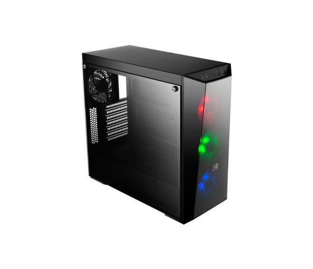 Cooler Master MasterBox Lite 5 RGB czarna USB 3.0 - 420820 - zdjęcie