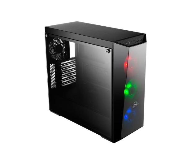 Cooler Master MasterBox Lite 5 RGB czarna USB 3.0 - 420820 - zdjęcie 4