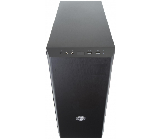 Cooler Master MasterBox MB600L czarno-czerwona USB 3.0 - 420782 - zdjęcie 3