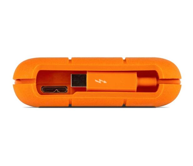 LaCie  Rugged 1TB Thunderbolt  - 426950 - zdjęcie 4