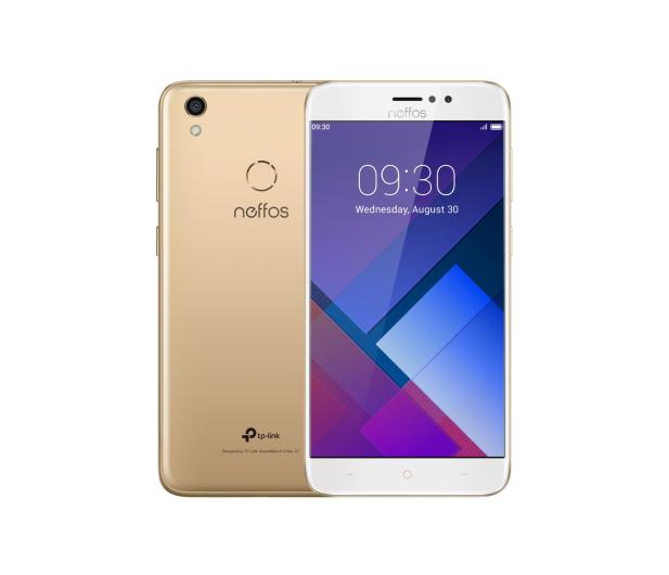TP-Link Neffos C7 2/16GB Dual SIM LTE złoty - 426963 - zdjęcie