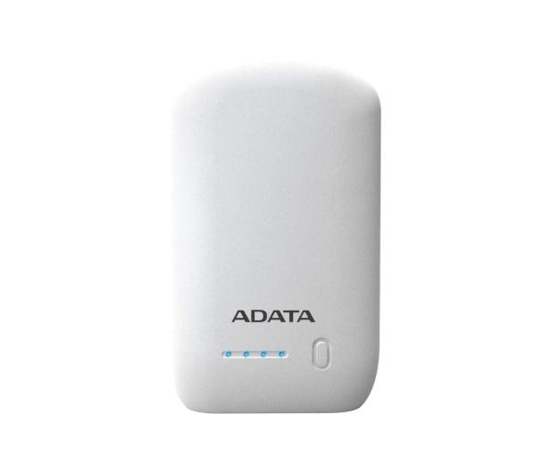 ADATA Power Bank P10050 10050 mAh 2.4A (biały) - 426255 - zdjęcie