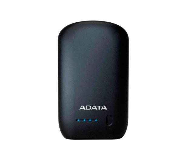 ADATA Power Bank P10050 10050 mAh 2.4 A (czarny) - 427671 - zdjęcie