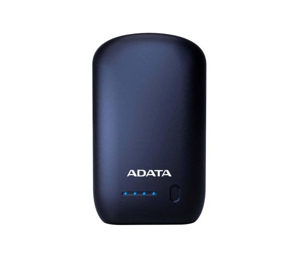 ADATA Power Bank P10050 10050 mAh 2.4A (granatowy) - 427674 - zdjęcie