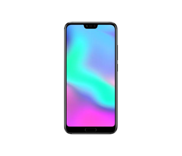 Honor 10 LTE Dual SIM 64 GB czarny  - 430088 - zdjęcie 2