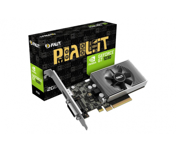 Palit GeForce GT 1030 2GB DDR4 - 426409 - zdjęcie