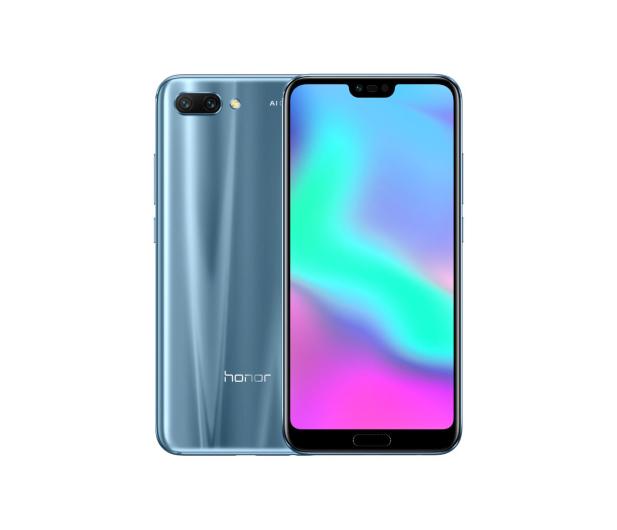 Honor 10 LTE Dual SIM 64 GB szary - 430090 - zdjęcie