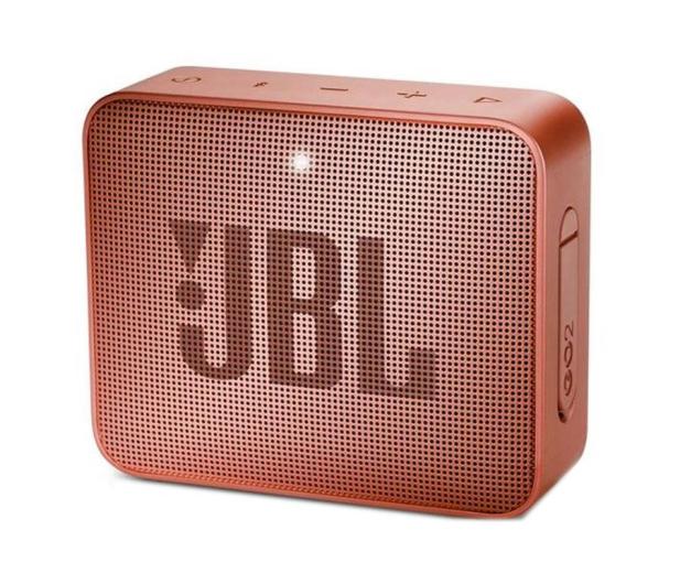 JBL GO 2 Cynamonowy - 427913 - zdjęcie