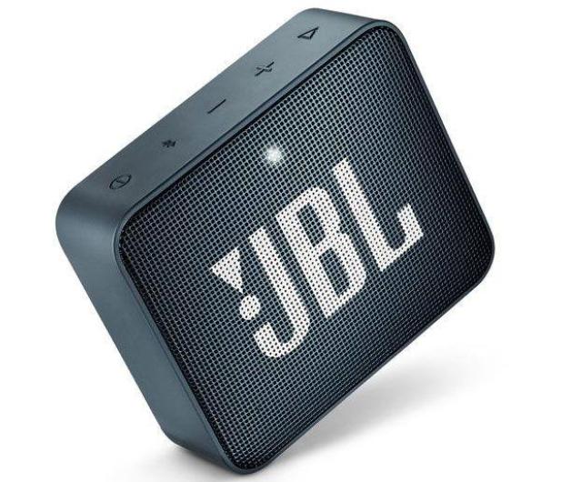 JBL GO 2 Granatowy - 427972 - zdjęcie 4
