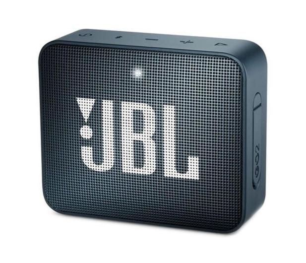 JBL GO 2 Granatowy - 427972 - zdjęcie 6