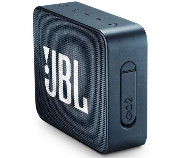 JBL GO 2 Granatowy - 427972 - zdjęcie 2
