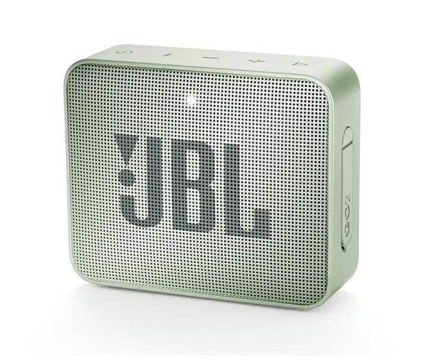 JBL GO 2 Miętowy - 427969 - zdjęcie 5