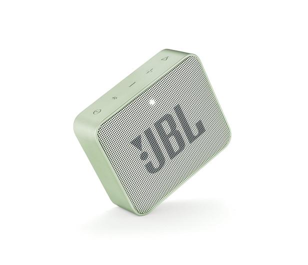 JBL GO 2 Miętowy - 427969 - zdjęcie 2
