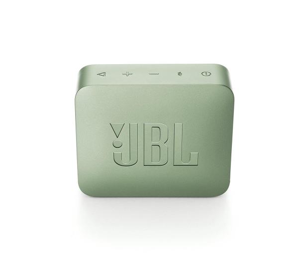 JBL GO 2 Miętowy - 427969 - zdjęcie 3