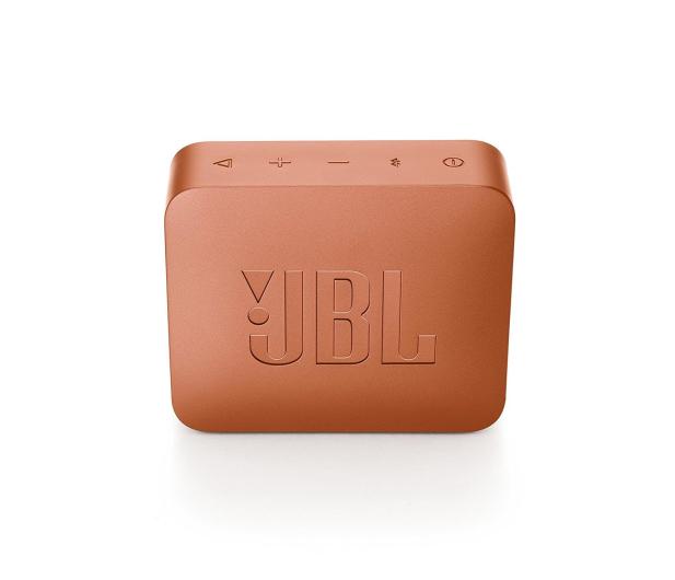 JBL GO 2 Pomarańczowy - 427973 - zdjęcie 3