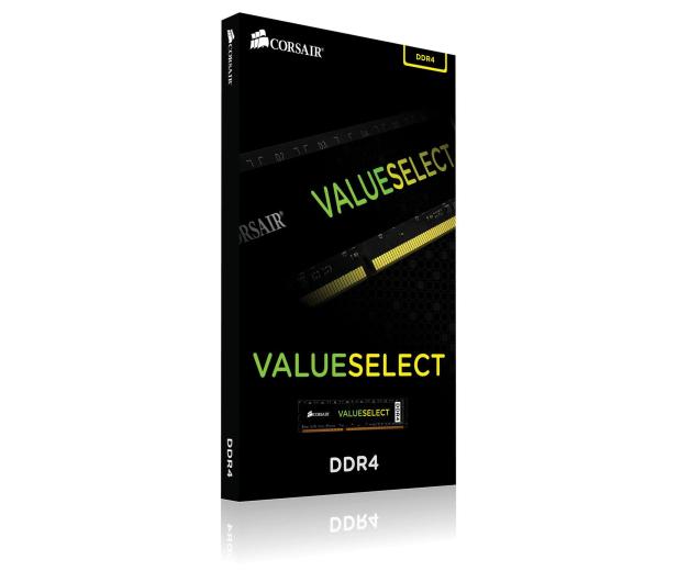 Corsair 4GB 2133MHz ValueSelect CL15 - 428336 - zdjęcie 3