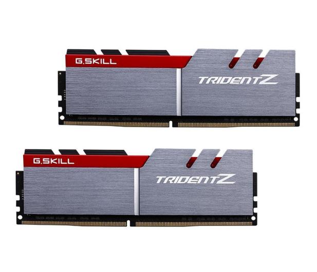 G.SKILL 16GB (2x8GB) 3600MHz CL15  Trident Z  - 428418 - zdjęcie