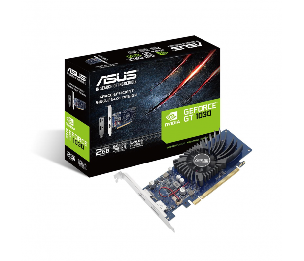 ASUS  GeForce GT 1030 2GB GDDR5 - 428869 - zdjęcie