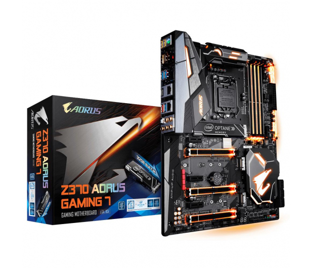 Gigabyte Z370 AORUS Gaming 7-OP - 428893 - zdjęcie