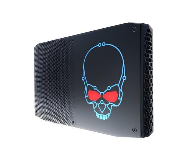 Intel NUC Hades Canyon i7-8809G/8GB/120/W10X - 438089 - zdjęcie