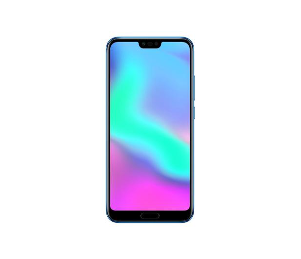 Honor 10 LTE Dual SIM 128 GB niebieski + Smartband - 436645 - zdjęcie 3