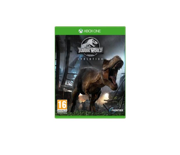 Xbox Jurassic World Evolution - 434013 - zdjęcie