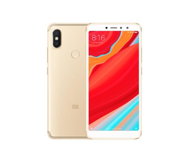 Xiaomi Redmi S2 3/32GB Dual SIM LTE Gold - 434077 - zdjęcie