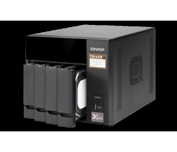 QNAP TS-473-4G (4xHDD, 4x2.1-3.4GHz, 4GB,4xUSB,4xLAN)  - 434194 - zdjęcie 4