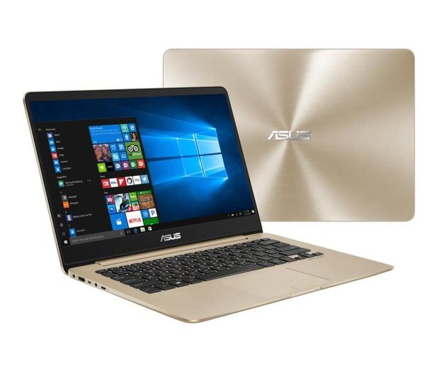 ASUS ZenBook UX430UA i5-8250U/8GB/256SSD/Win10 Złoty - 434416 - zdjęcie