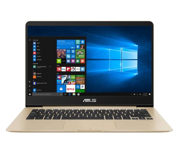 ASUS ZenBook UX430UA i5-8250U/8GB/256SSD/Win10 Złoty - 434416 - zdjęcie 3