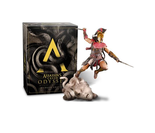 Ubisoft Assassin's Creed Odyssey Medusa Edition - 434559 - zdjęcie