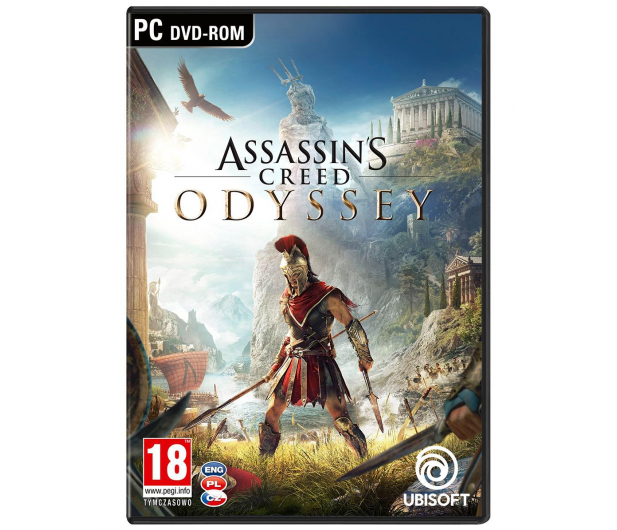 Ubisoft Assassin's Creed Odyssey Medusa Edition - 434559 - zdjęcie 3
