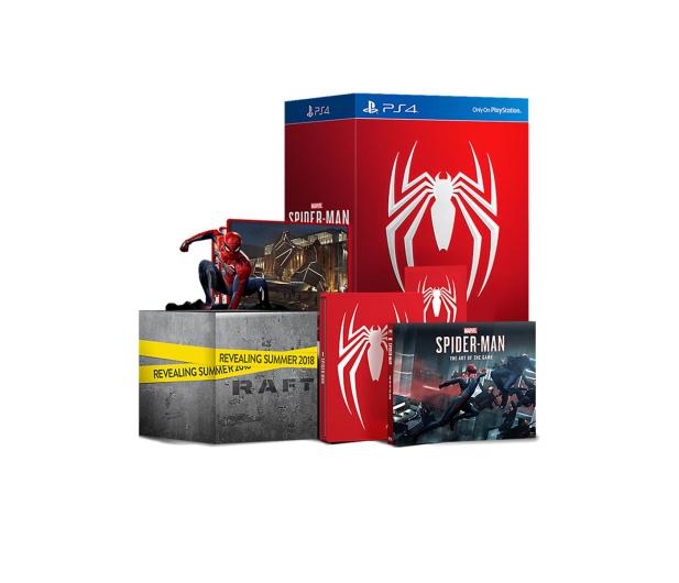 Sony Spider-Man Collectors - 434526 - zdjęcie