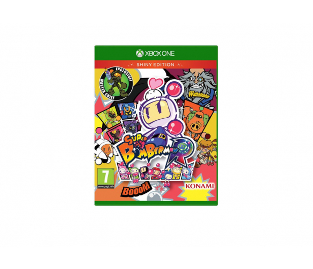 Techland Super Bomberman R-Shiny Edition - 434679 - zdjęcie