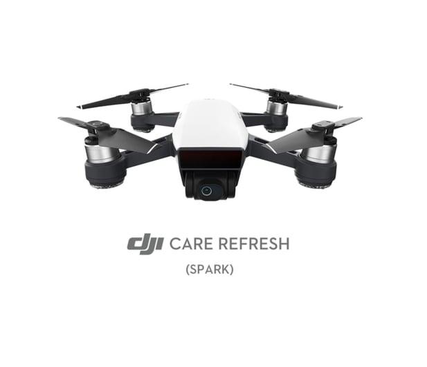 DJI CARE refresh ochrona  dla Spark  - 434207 - zdjęcie