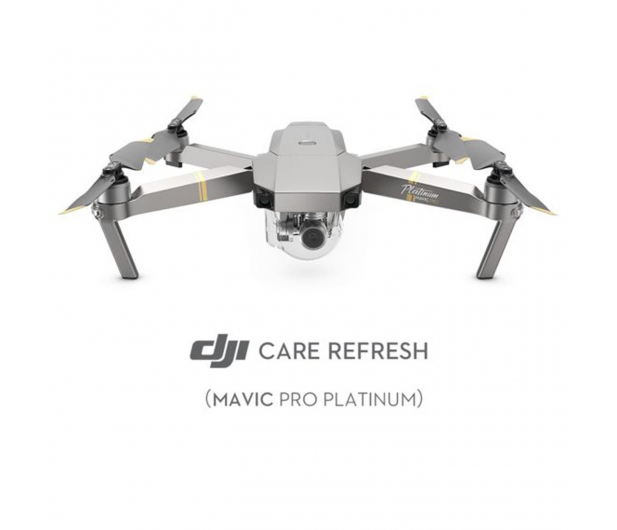 DJI CARE refresh dla Mavic Pro Platinum  - 434219 - zdjęcie