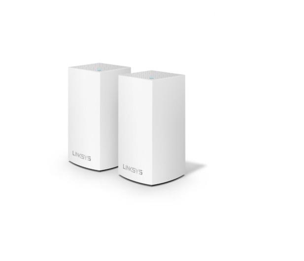 Linksys Velop Mesh WiFi (1200Mb/s a/b/g/n/ac) zestaw 2szt. - 434309 - zdjęcie 5