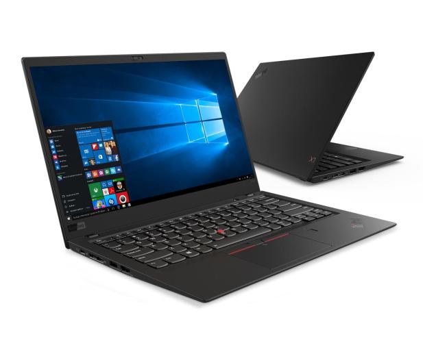 Lenovo ThinkPad X1 Carbon 6 i7-8550U/8GB/256/Win10P LTE - 435150 - zdjęcie