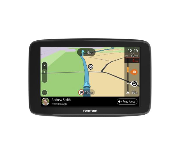 """TomTom GO Basic 6"""" dożywotnio Mapy Europy - 431826 - zdjęcie 1"""