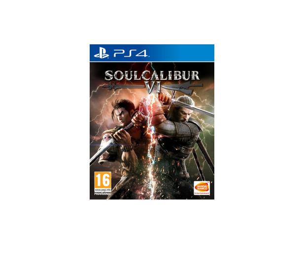 CENEGA Soulcalibur 6 Collectors Edition - 434652 - zdjęcie