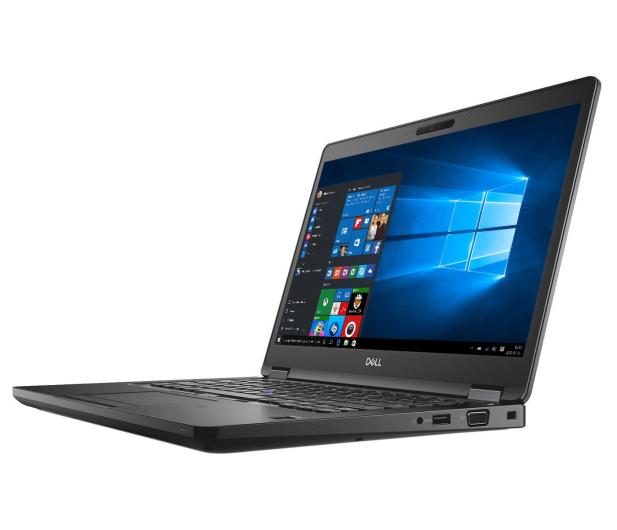 Dell Latitude 5491 i7-8850H/16GB/512/Win10P FHD LTE - 434569 - zdjęcie 2