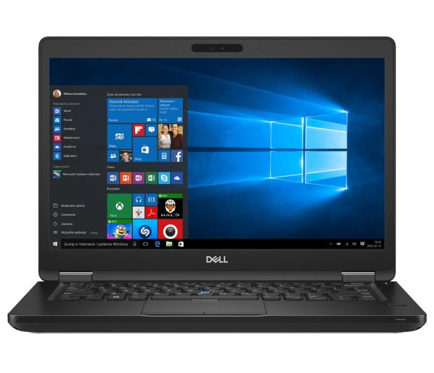 Dell Latitude 5491 i7-8850H/16GB/512/Win10P FHD LTE - 434569 - zdjęcie 3