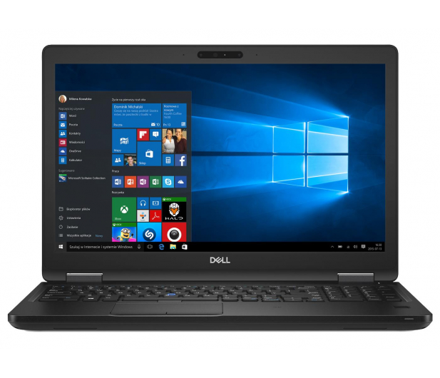 Dell Latitude 5591 i7-8850H/16GB/512/10Pro MX130 FHD - 434582 - zdjęcie 3