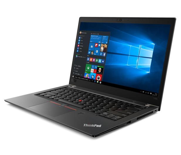 Lenovo ThinkPad T480s i5-8250U/8GB/256/Win10P LTE - 433982 - zdjęcie 2