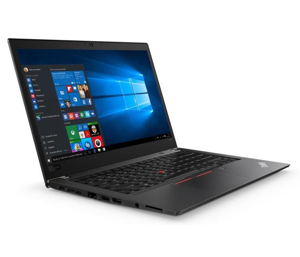 Lenovo ThinkPad T480s i5-8250U/8GB/256/Win10P LTE - 433982 - zdjęcie 4