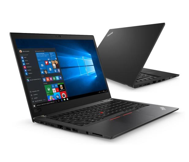 Lenovo ThinkPad T480s i5-8250U/8GB/256/Win10P LTE - 433982 - zdjęcie
